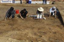 湖北鄂州机场考古重大发现 出土标本近万件