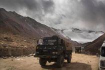印媒:班公湖两岸四个热点地区 中印军队彼此间隔仅几米