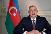 阿塞拜疆总统:亚美尼亚军队撤出纳卡地区是唯一停火条件